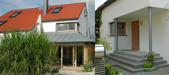 christian eixenberger architekt neubau einfamilienhaus. Black Bedroom Furniture Sets. Home Design Ideas